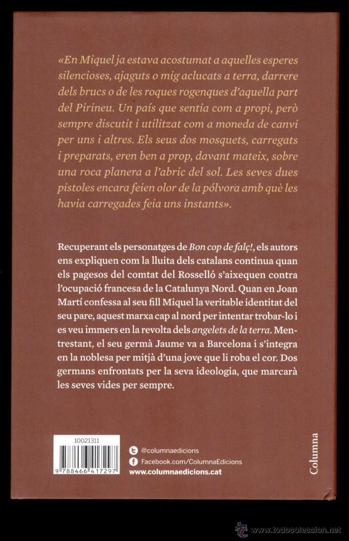 Libros de segunda mano: DEFENSORS DE LA TERRA(2013)-DOS GERMANS EN PLENA REVOLTA DE LA SAL.INCLUYE DEDICATORIA DE AUTORES - Foto 2 - 41017540