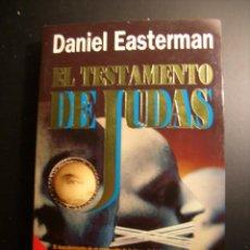 Libros de segunda mano: EL TESTAMENTO DE JUDAS. Lote 41678103