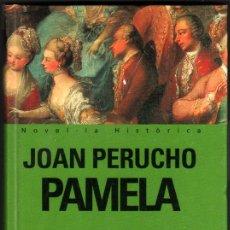 Libros de segunda mano: PAMELA - JOAN PERUCHO - EN CATALAN *. Lote 42345650