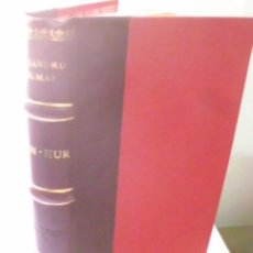 Libros de segunda mano: BEN-HUR. WALLACE, LEWIS. 1950. RAMÓN SOPENA. Lote 42552547