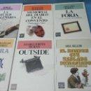 Libros de segunda mano: LOTE 10 NOVELAS LITERARIAS PLAZA & JANES ENTRE AÑOS 1982 Y 1985. Lote 42623254