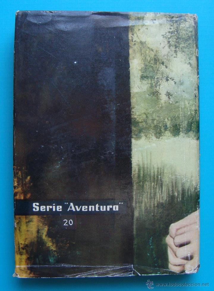 Libros de segunda mano: MISTERIO DEL GATO DESAPARECIDO, ENID BLYTON, EDITORIAL MOLINO, AÑO 1960, TAPA DURA - Foto 2 - 43151880