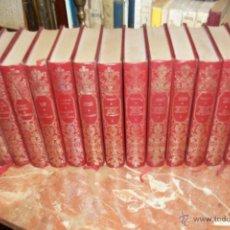 Libros de segunda mano: GRANDES NOVELAS HISTORICAS- 15 VOLUMENES. Lote 43444766