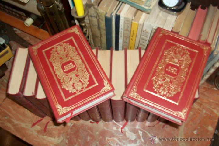 Libros de segunda mano: GRANDES NOVELAS HISTORICAS- 15 VOLUMENES - Foto 2 - 43444766