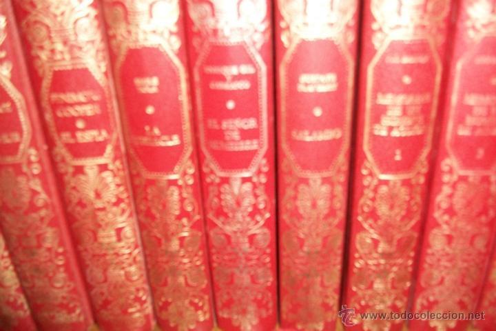 Libros de segunda mano: GRANDES NOVELAS HISTORICAS- 15 VOLUMENES - Foto 4 - 43444766