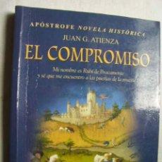 Libros de segunda mano: EL COMPROMISO. ATIENZA, JUAN G. 2002. . Lote 44042937