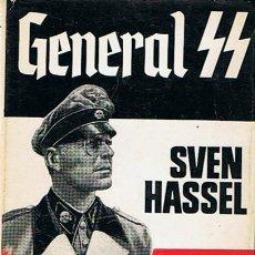 Libros de segunda mano: GENERAL SS SVEN HASSEL. Lote 44269460