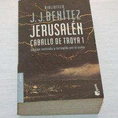 Libros de segunda mano: CABALLO DE TROYA 1 - BIBLIOTECA J.J. BENITEZ - EDITORIAL PLANETA 2001. Lote 44271609