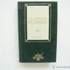 Libros de segunda mano: EL CONDE BELISARIO (ROBERT GRAVES). Lote 45065882
