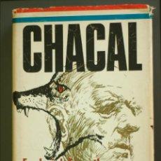 Libros de segunda mano: CHACAL DEL FREDERICK FORSYTH. Lote 45148930