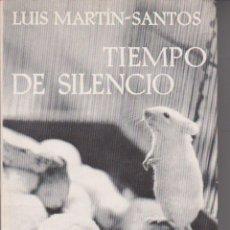 Libros de segunda mano: LIBRO ++ LUIS-MARTIN SANTOS ++ TIEMPO DE SILENCIO. Lote 45339046