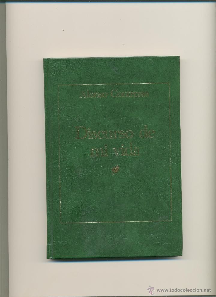 DISCURSO DE MI VIDA DE ALONSO CONTRERAS (Libros de Segunda Mano (posteriores a 1936) - Literatura - Narrativa - Novela Histórica)