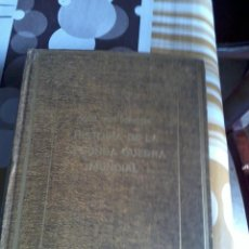Libros de segunda mano: HISTORIA DE LA SEGUNDA GUERRA MUNDIAL KARL VON VEREITER. EDICIONES PETRONIO. TOMO 1. EST14B6. Lote 46530085