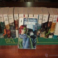 Libros de segunda mano: LOTE DE 18 NOVELAS. EDICIONES G.P. BARCELONA. AÑOS 60-70. Lote 46633092