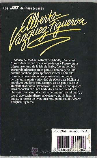 Libros de segunda mano: Alberto Vazque Figueroa Viracocha - Foto 2 - 46730336