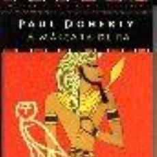 Libros de segunda mano: LA MASCARA DE RA, PAUL DOHERTY. Lote 46786241