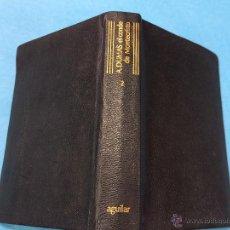 Libros de segunda mano: EL CONDE DE MONTECRISTO (TOMO 2) - ALEJANDRO DUMAS - AGUILAR - COLECCION EL LINCE INQUIETO - 1958. Lote 53618161