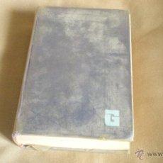 Libros de segunda mano: EL DIOS DE LA LLUVIA LLORA SOBRE MEJICO . LASZLO PASSUTH. Lote 47248180