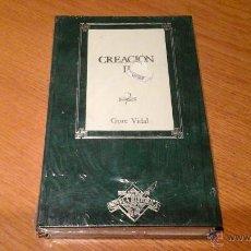 Libros de segunda mano: CREACIÓN, GORE VIDAL. Lote 47267544