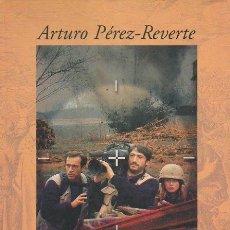 Libros de segunda mano: TERRITORIO COMANCHE. ARTURO PÉREZ-REVERTE. OLLERO & RAMOS, 1997. Lote 47543677