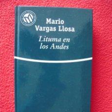 Libros de segunda mano: LITUMA EN LOS ANDES - MARIO VARGAS LLOSA. Lote 47858336