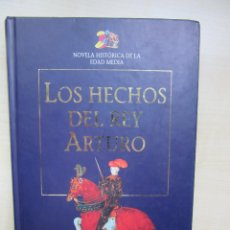 Libros de segunda mano: LOS HECHOS DEL REY ARTURO JOHN STEINBECK. Lote 48388040