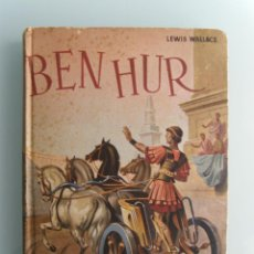 Libros de segunda mano: LEWIS WALLACE, BEN HUR. Lote 48855472