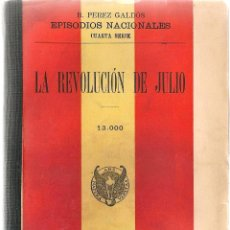 Libros de segunda mano: LAS TORMENTAS DEL 48 / B. PÉREZ GALDÓS - 1908. Lote 48972171
