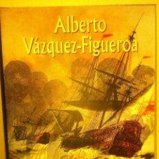 Libros de segunda mano: NEGREROS. ALBERTO VÁZQUEZ-FIGUEROA. (CÍRCULO LECTORES, 1997). Lote 49328548
