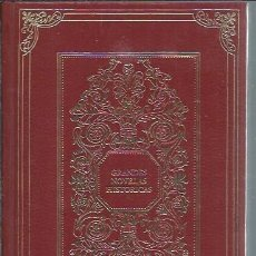 Libros de segunda mano: GRANDES NOVELAS HISTÓRICAS, CRÓNICAS ITALIANAS, STENDHAL, CÍRCULO DE AMIGOS DE LA HISTORIA . Lote 50440911