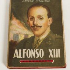 Libros de segunda mano: ALFONSO XIII, ROBERT LENCOURT. EDITORIAL TARTESSOS, 1946. Lote 115520478