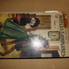 Libros de segunda mano: NOVELAS EJEMPLARES TOMO II 1933,CERVANTES SAAVEDRA, EDIT, R.SOPENA. Lote 50947190
