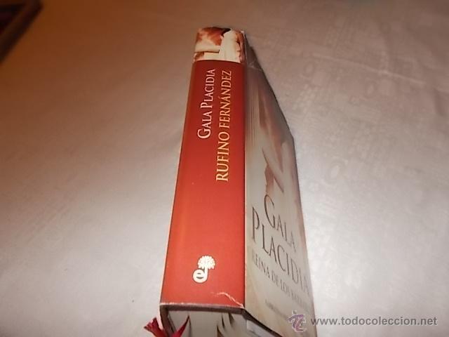 Libros de segunda mano: GALA PLACIDIA Reina de los Bárbaros - Foto 2 - 51054957