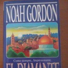 Libros de segunda mano - Noah Gordon. El diamante de Jerusalén. - 51493192