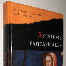Libros de segunda mano: ASESINOS FANTASMALES - P. C. DOHERTY *. Lote 51715542