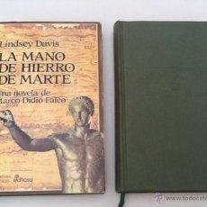 Libros de segunda mano: LOTE DE 2 LIBROS NOVELA HISTÓRICA EDHASA. Lote 51776718