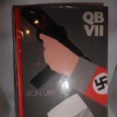 Libros de segunda mano: LEON URIS - QB VII - CIRCULO LECTORES 1973. Lote 52848243