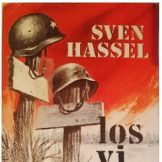 Libros de segunda mano - LOS VI MORIR / SVEN HASSEL - 52850457