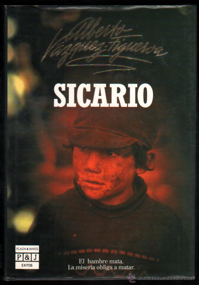 SICARIO - ALBERTO VAZQUEZ-FIGUEROA * (Libros de Segunda Mano (posteriores a 1936) - Literatura - Narrativa - Novela Histórica)