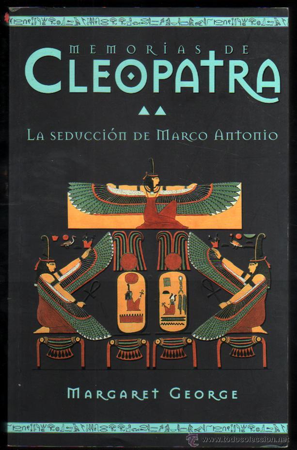 memorias de cleopatra - la seduccion de marco a - Comprar Libros de ...