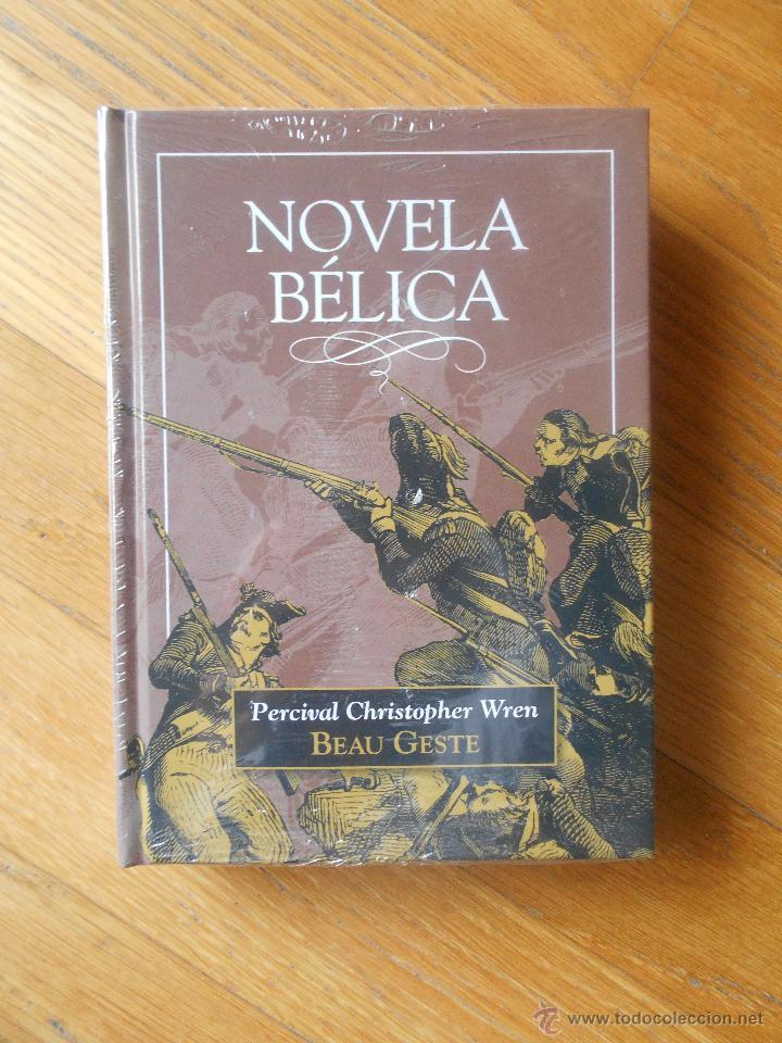 NOVELA BELICA, PERCIVAL CHRISTOPHER WREN, BLAU GESTE (Libros de Segunda Mano (posteriores a 1936) - Literatura - Narrativa - Novela Histórica)