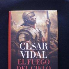 Libros de segunda mano: EL FUEGO DEL CIELO. Lote 54855310
