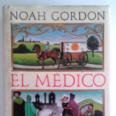 Libros de segunda mano: NOAH GORDON - EL MÉDICO. Lote 55095289