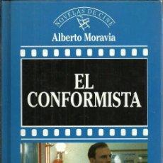 Libros de segunda mano: EL CONFORMISTA - ALBERTO MORAVIA - EDITORIAL ORBIS - 1987. Lote 55119800