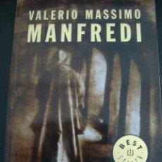 Libros de segunda mano: MANFREDI. EL CABALLERO INVISIBLE. VALERIO MASSIMO. . Lote 56240276