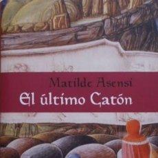 Libros de segunda mano - El último Catón/Matilde Asensi - Círculo de Lectores - 56272709