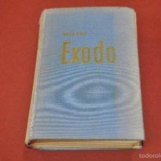 Libros de segunda mano: EXODO - LEON URIS - EDITORIAL BRUGUERA. Lote 56520489