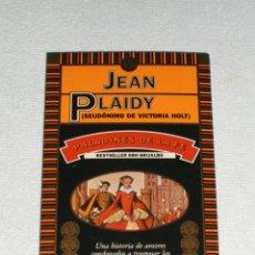 Libros de segunda mano: PALADINES DE LA FE DE JEAN PLAIDY (SINÓNIMO DE VICTORIA HOLT). Lote 56550547