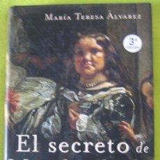 Libros de segunda mano: EL SECRETO DE MARIBÁRBOLA _ Mª TERESA ALVAREZ. Lote 56604614