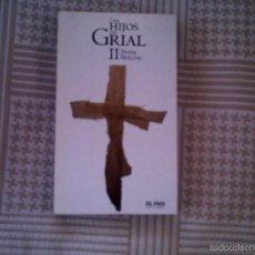 Libros de segunda mano: LOS HIJOS DEL GRIAL II, DE PETER BERLING (COL EL PAIS Nº 12. RUSTICA). Lote 28599900